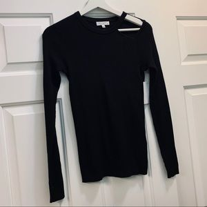 Equipment Sweaters - Equipment Adair Cut Out Ribbed Sweater